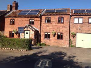 Totties Cottage, Seething Street, Seething