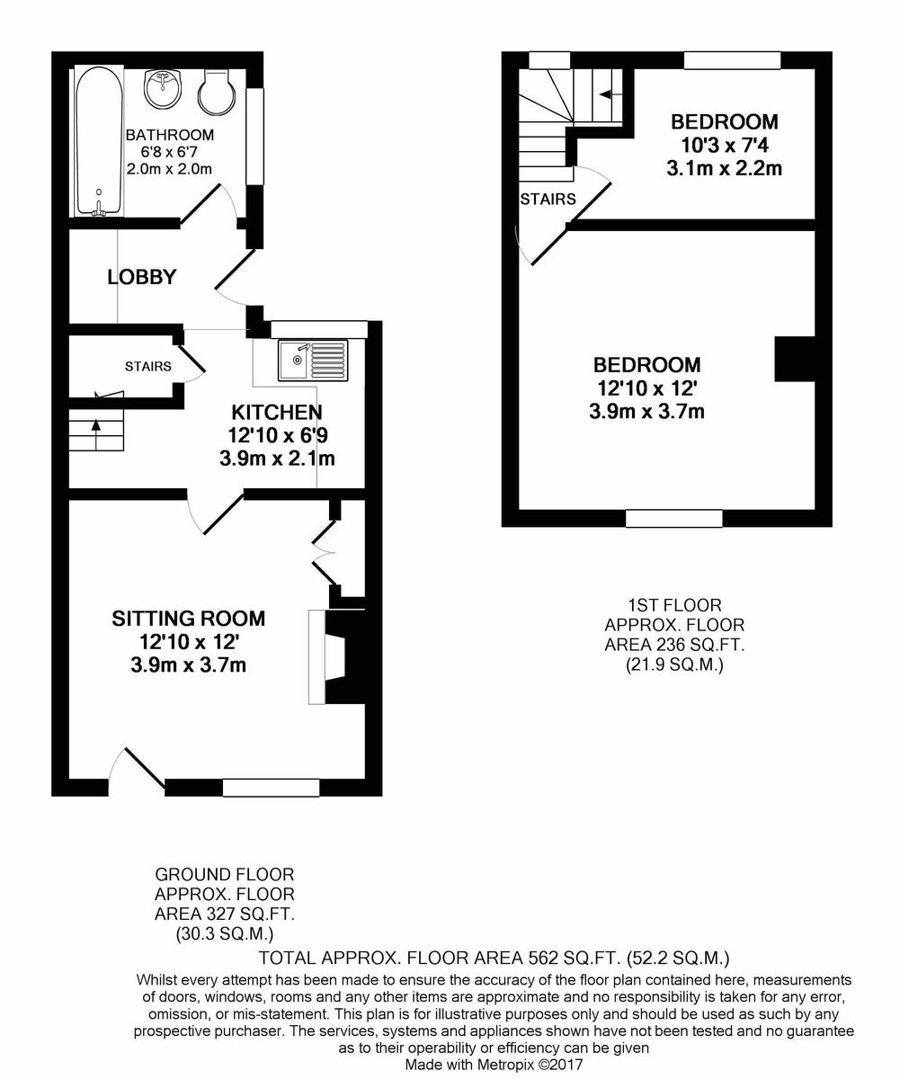 Wissett, Halesworth Floorplan