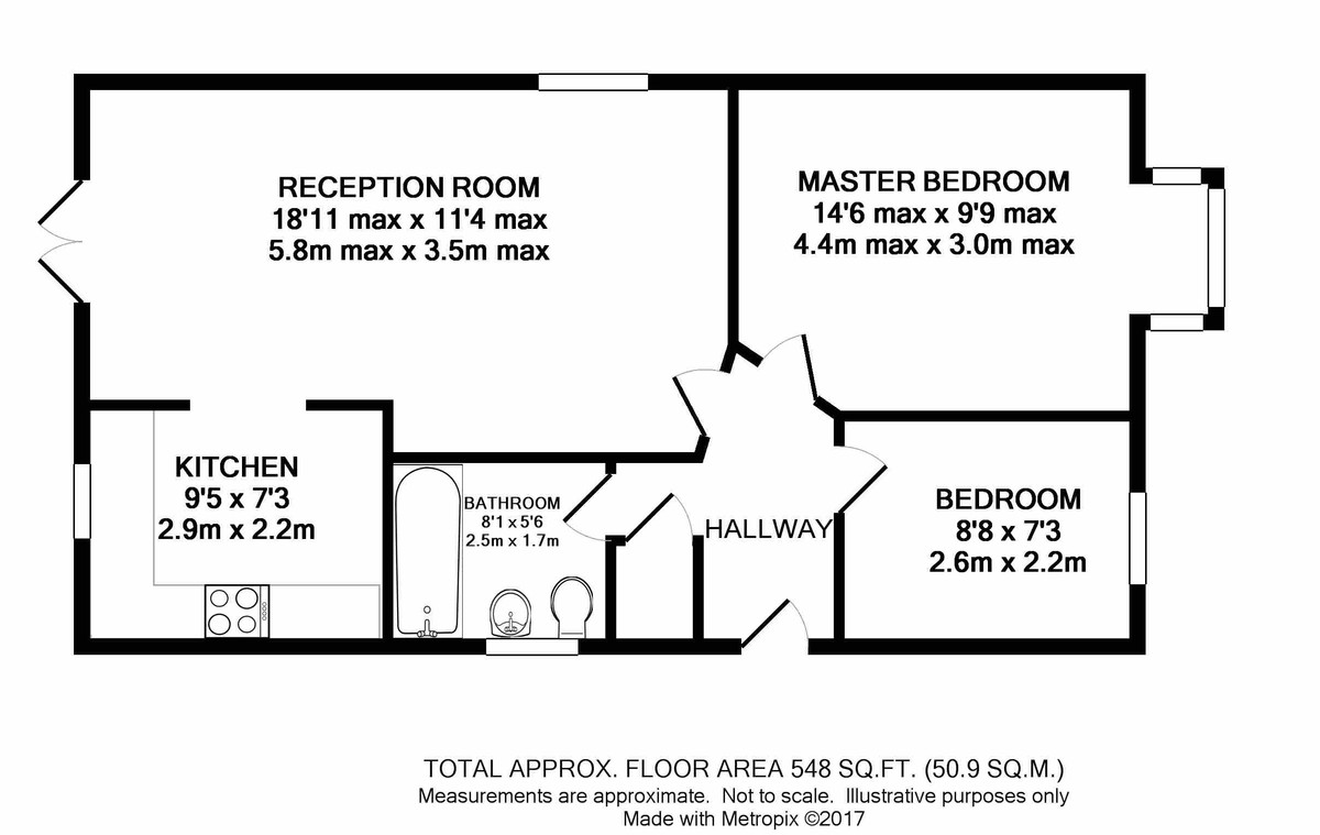 Water Meadow Close, Loddon Floorplan