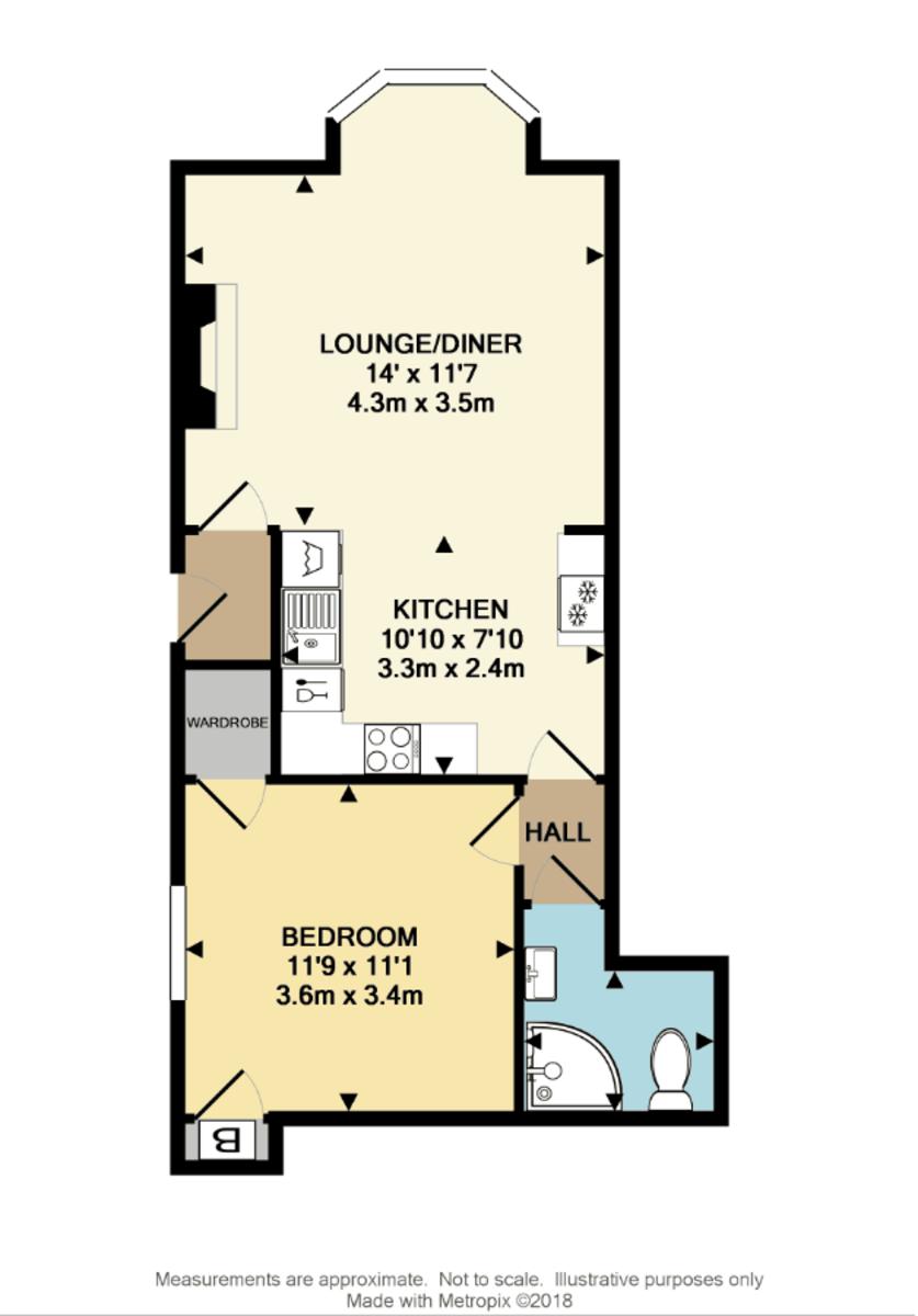 St James Place West, The Hoe, Plymouth, Devon, PL1 3AT Floorplan