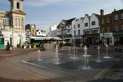 Market Place, Kingston