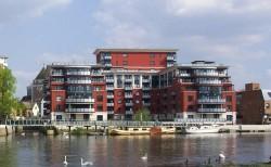 Garricks House, Charter Quay