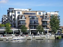 Charter Quay, Kingston