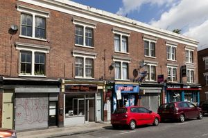 Old Bethnal Green Road, Bethnal Green, E2