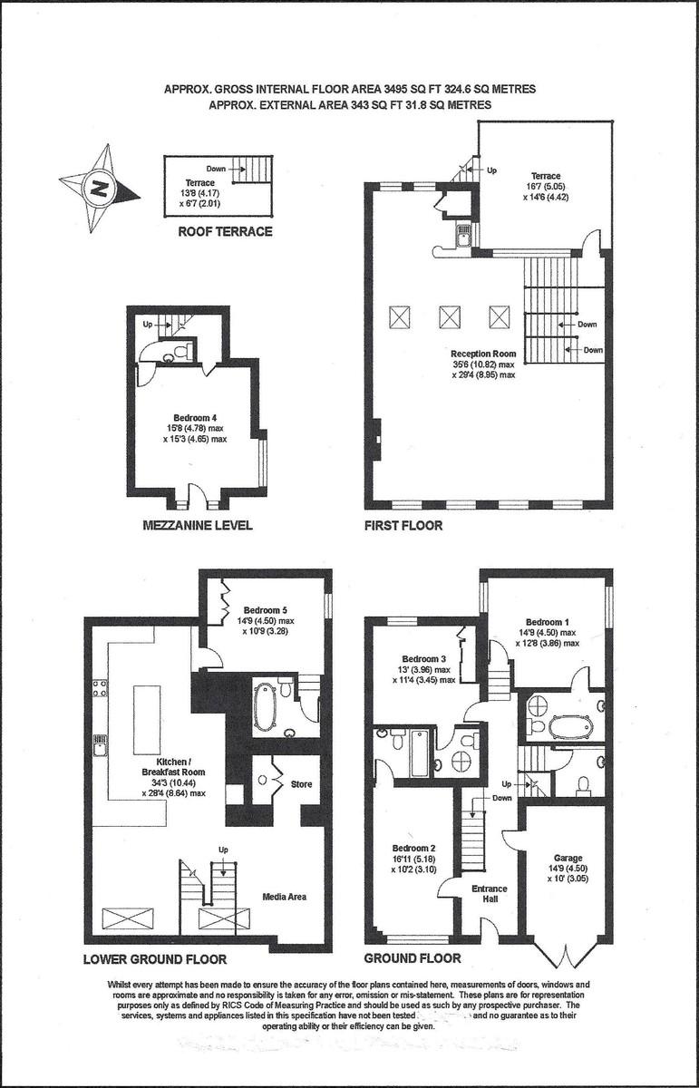 Jay Mews, Knightsbridge Floorplan