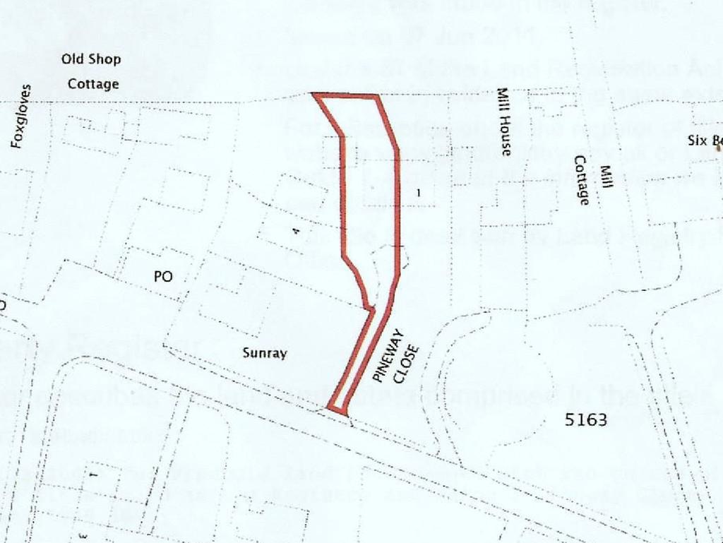 Pineways Close, Brockley