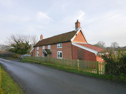 White Post Corner Cottage, Fressingfield