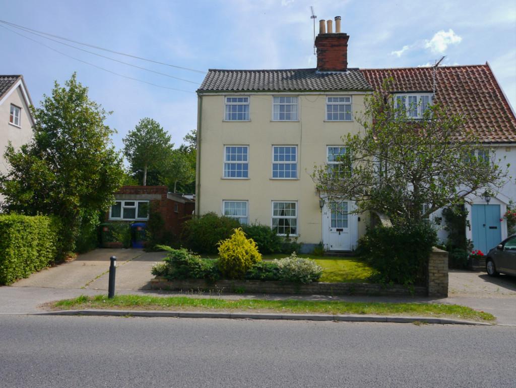 High Street, Wrentham, Suffolk