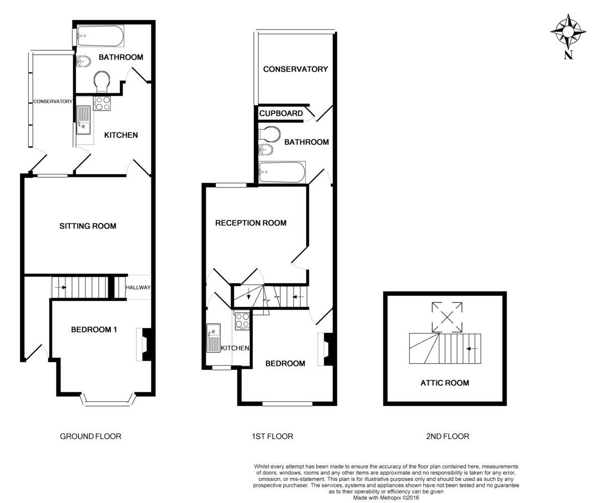 Westgate, Chichester Floorplan