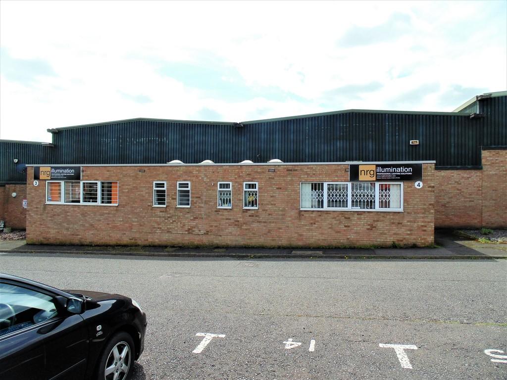 Bradfield Road, Wellingborough