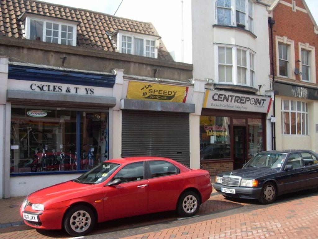 Cambridge Street, Wellingborough, Northants, NN8 1DW