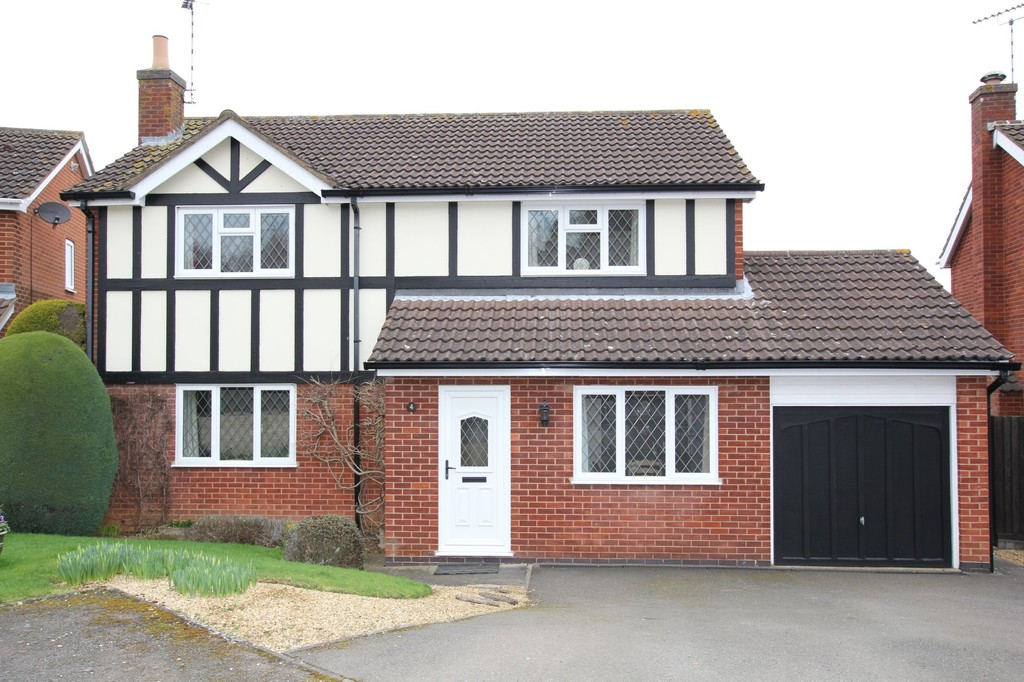 Camrose Close, Oakham