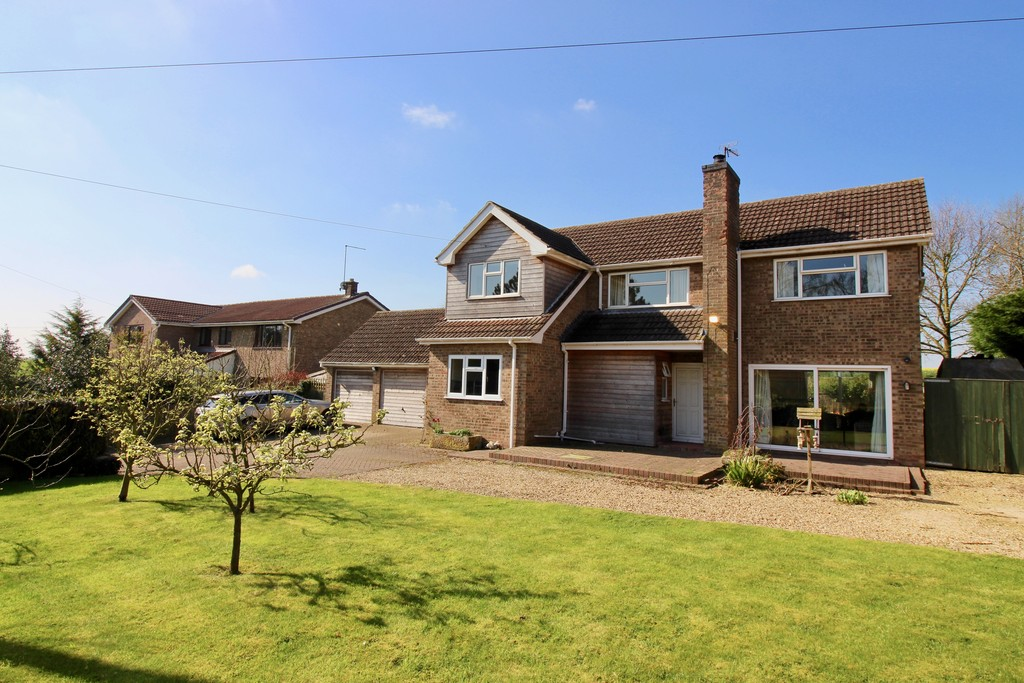 4 Bedrooms Detached House for sale in Mill House, Ingoldsby: