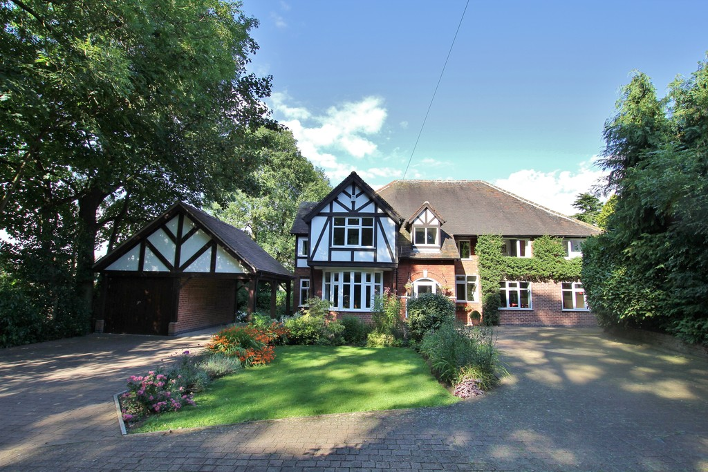 5 Bedrooms Detached House for sale in Tudor Vale, Rearsby: