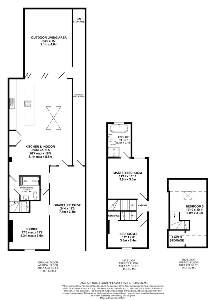 Braunston Road, Oakham Floorplan