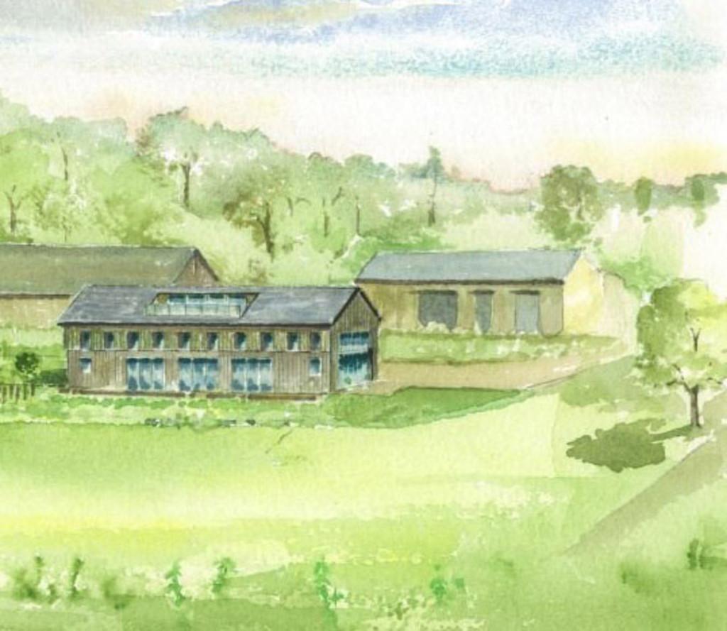 Property for sale in Bidwell Lane, Oakham: