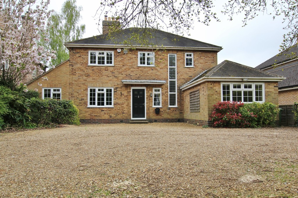 6 Bedrooms Detached House for sale in Stamford Road, Oakham: