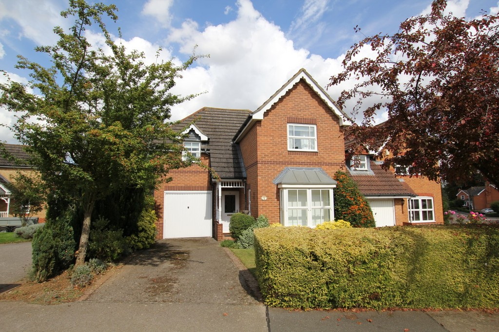 3 Bedrooms Detached House for sale in Gilmore Close, Oakham: