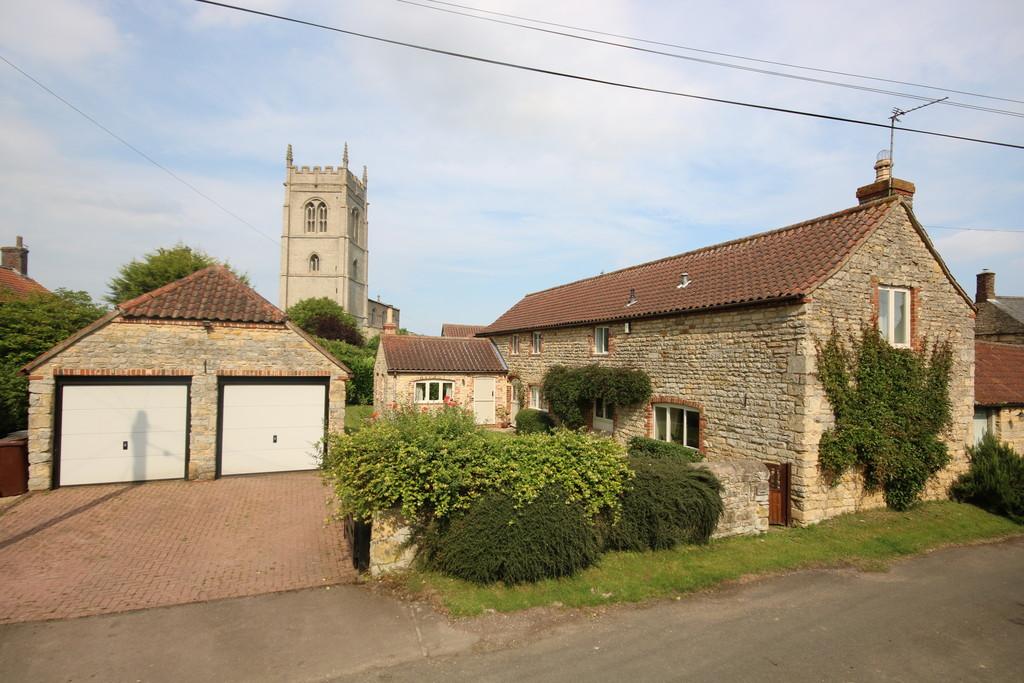 Picks Barn, Stonesby