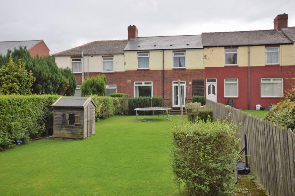 Hare Law Gardens, Catchgate, Stanley