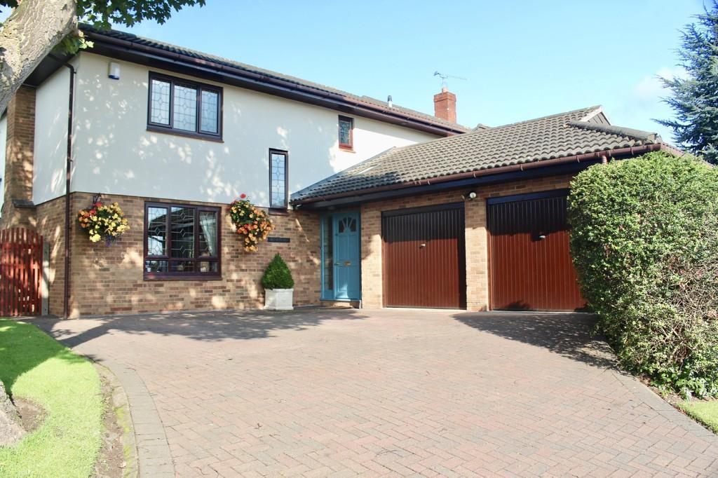 Clarendon Close, Belgrave Park, Chester