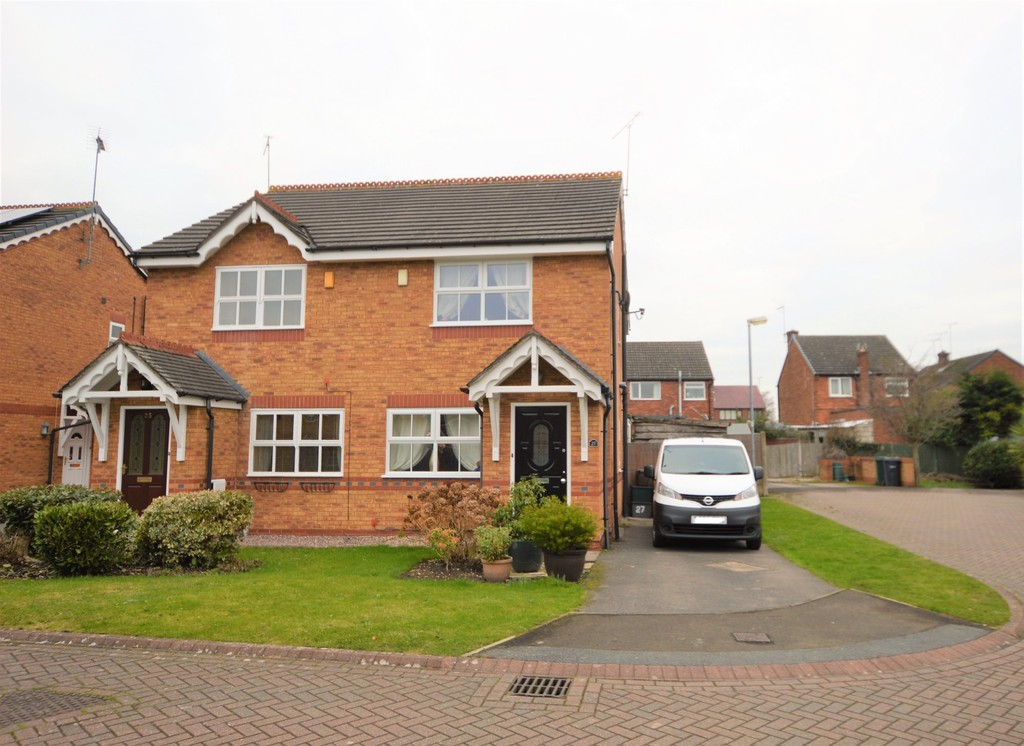 Ashwood Court, Hoole