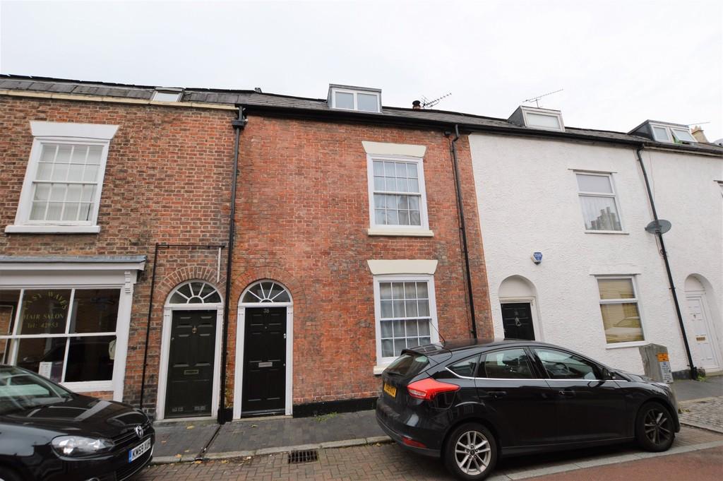 Egerton Street, Chester