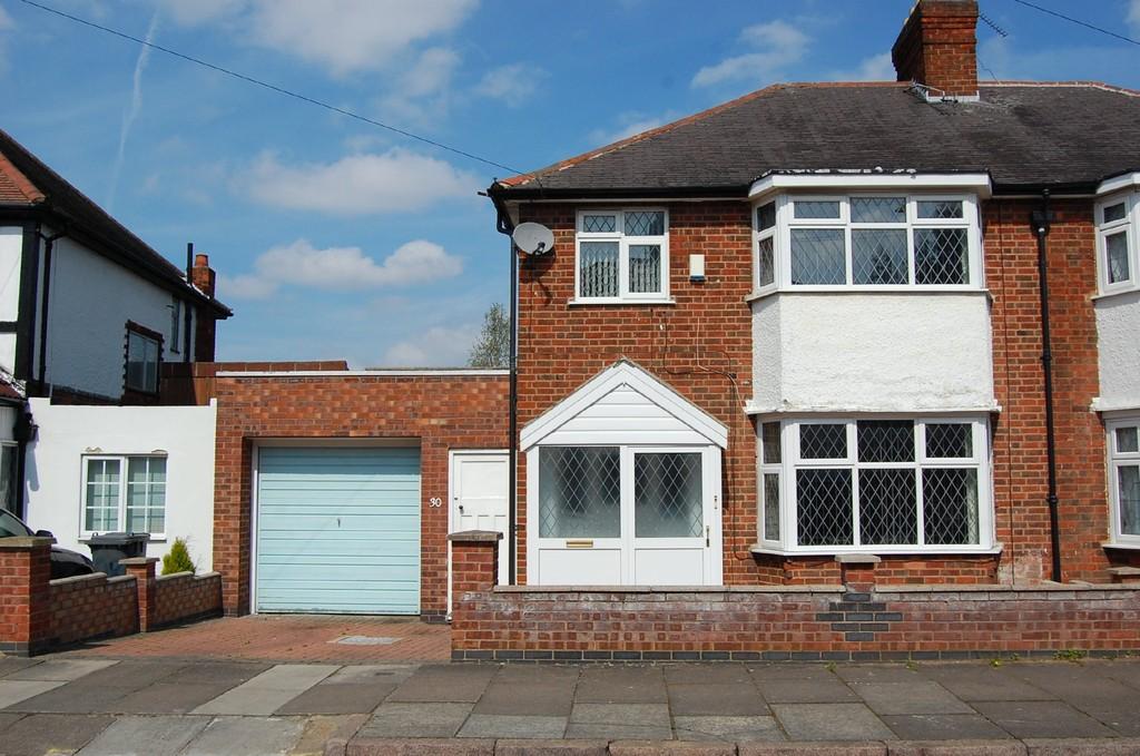 Homeway Road, Evington, Leicester