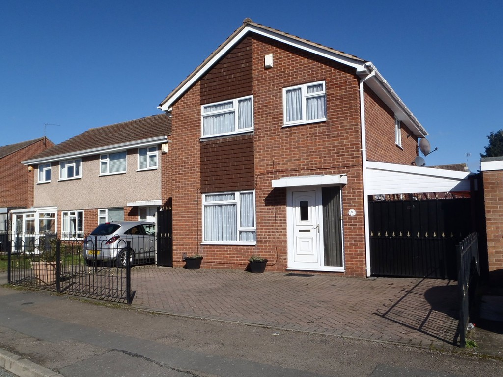 Trevino Drive, Rushey Mead, Leicester