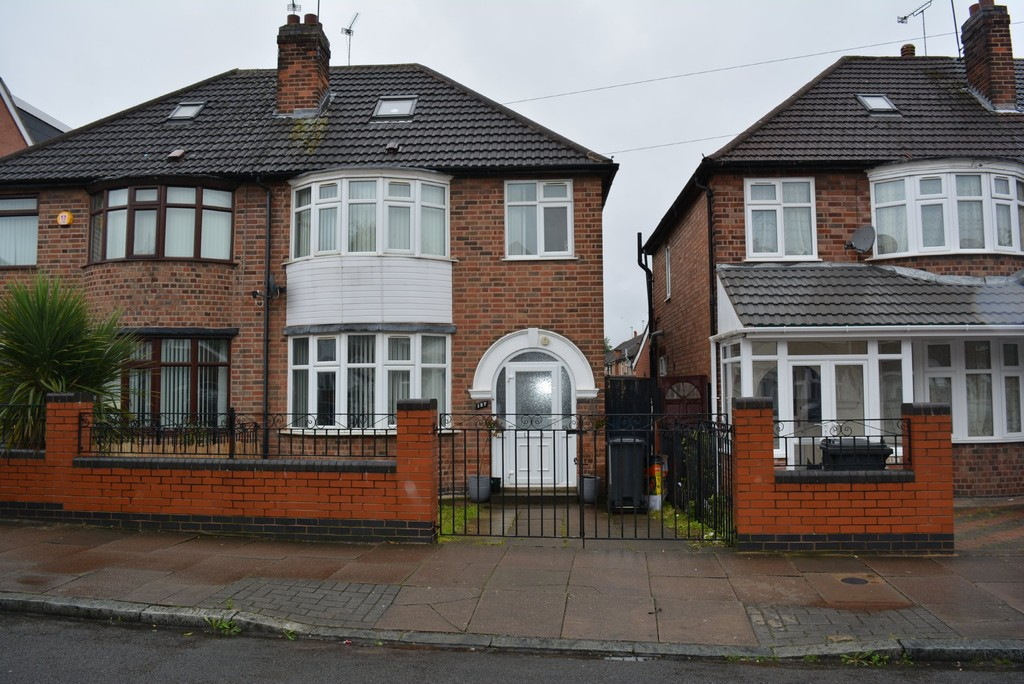 Freeman Road North, Off Uppingham Road, Leicester