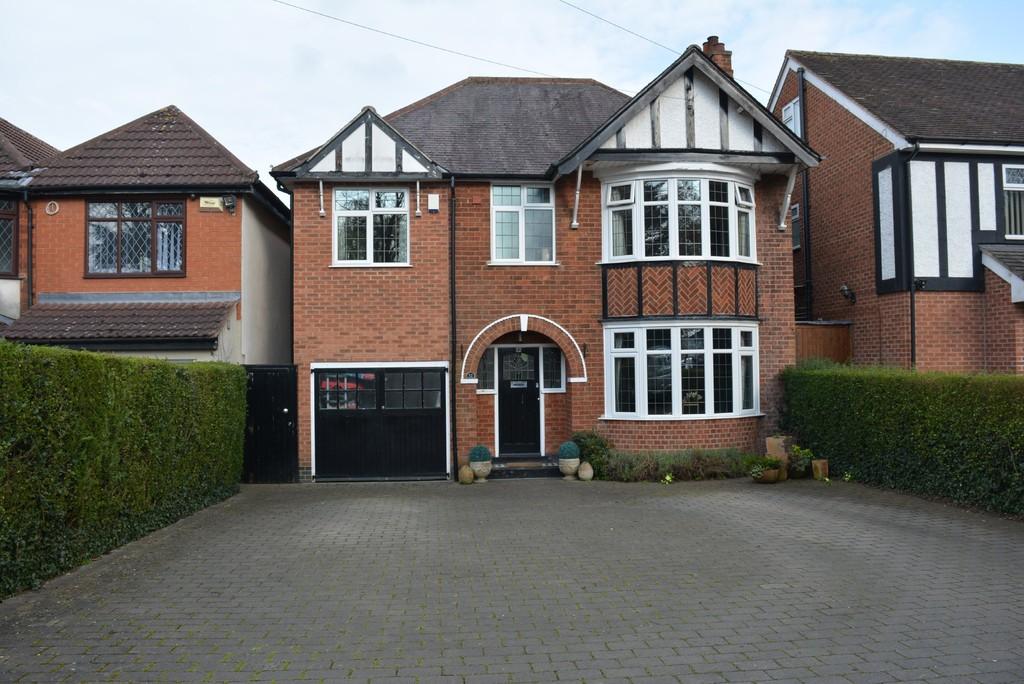 Spencefield Lane, Evington Village, Leicester