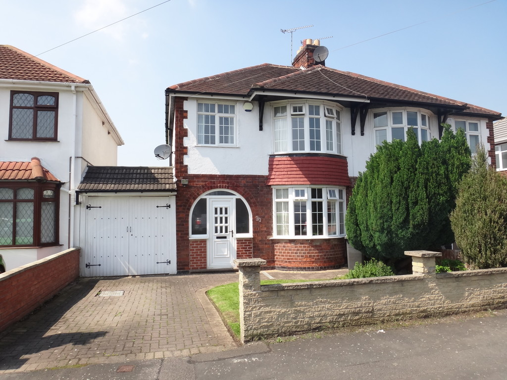 Kerrysdale Avenue , Rushey Mead, Leicester