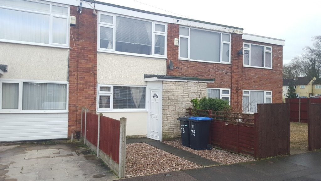 Telford Way, Thurnby Lodge, Leicester