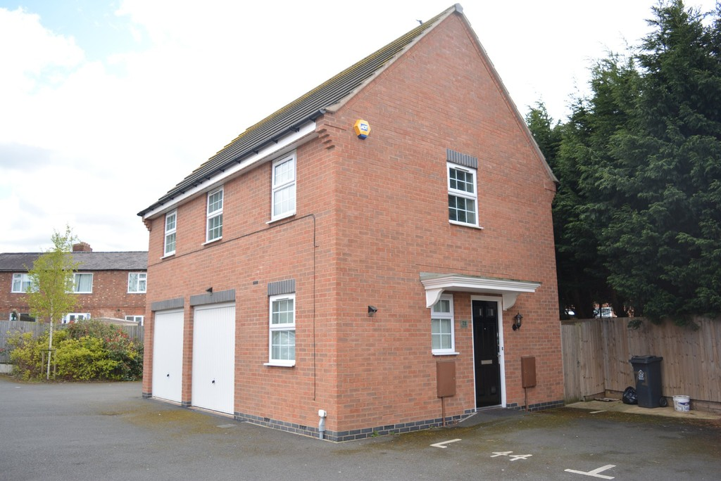 Danbury Place, Humberstone, Leicester