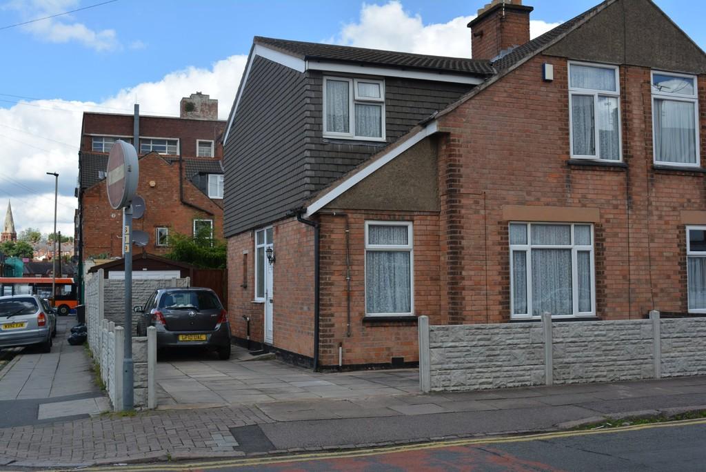 Roseberry Street, Leicester