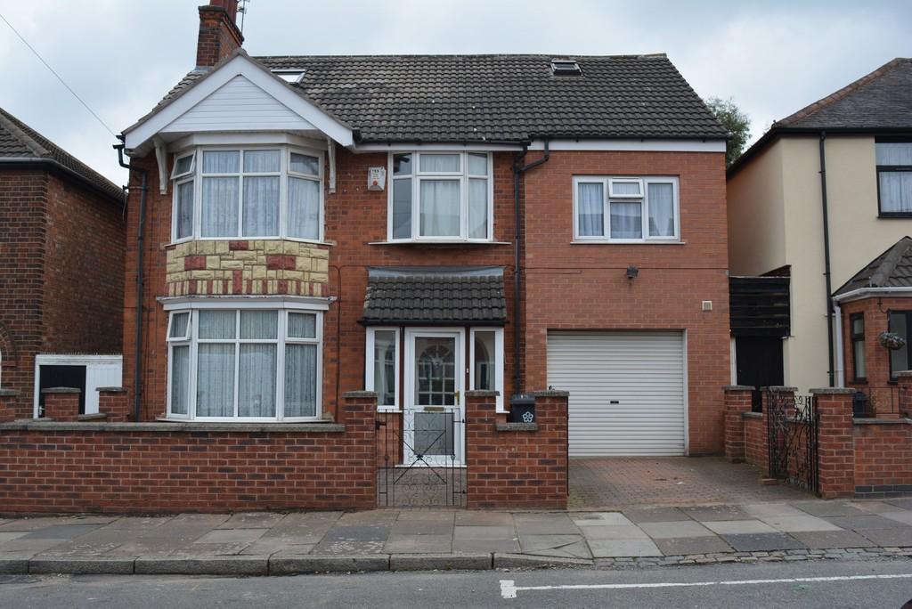 Shipley Road, Evington, Leicester