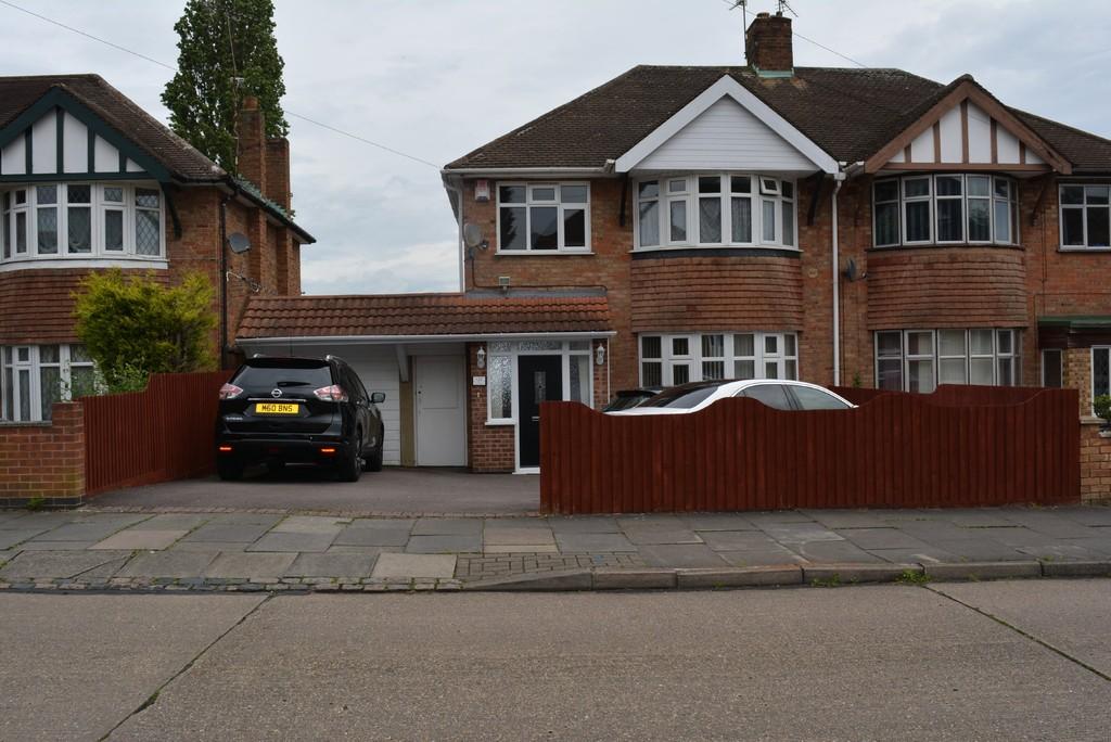 Wintersdale Road, Evington Village, Leicester