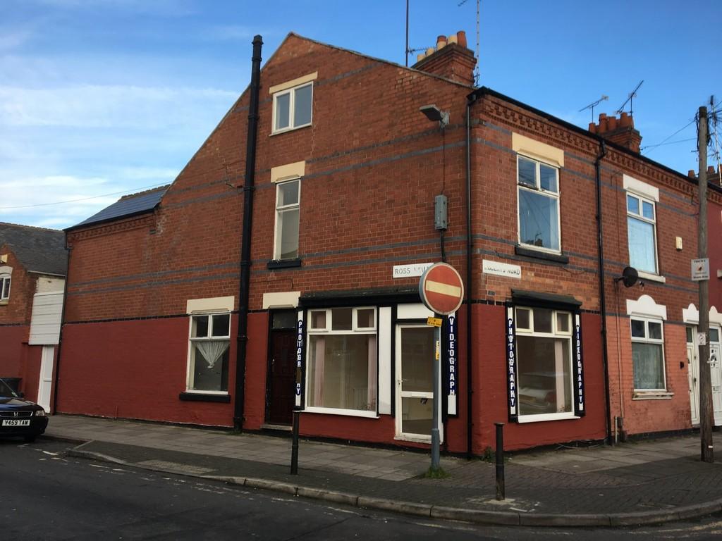 Ross Walk, Leicester