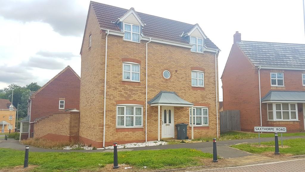 Saxthorpe Road, Hamilton, Leicester