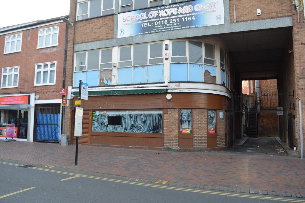 Churchgate, City Centre, Leicester