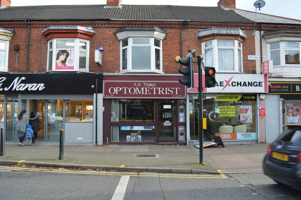 Melton Road, Belgrave, Leicester