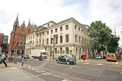Albany House, Judd Street, WC1H