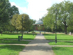 St Luke's Avenue, Clapham Common, SW4