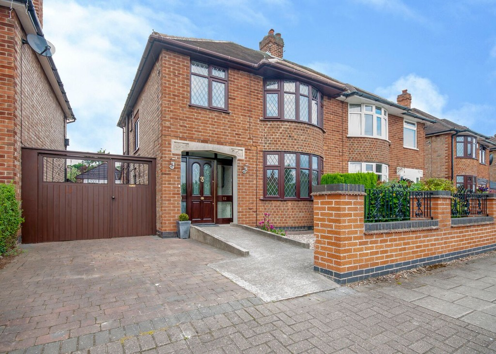 Woodstock Road, Toton, Nottingham