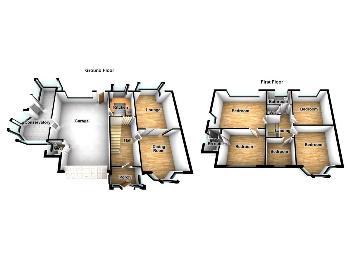Harmol Grove, Ashton-under-Lyne Floorplan